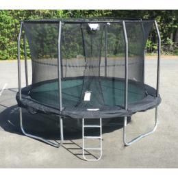 Runde trampoliner